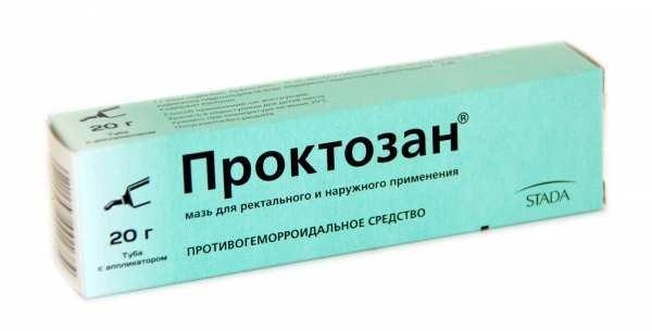 Упаковка Проктозана