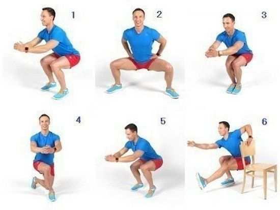 Гимнастика при геморрое комплекс лечебных упражнений в домашних условиях